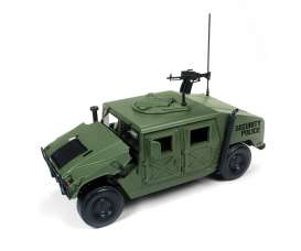 Humvee  - army green - 1:18 - Auto World - ML003A - AWML003A | The Diecast Company