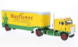 Kenworth  - Series 500 yellow/green - 1:43 - Iconic Replicas - 43-0031 - IR43-0031 | The Diecast Company