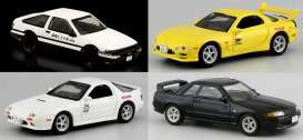 Assortment/ Mix  - various - 1:64 - Kyosho - 7057A6 - kyo7057A6 | The Diecast Company