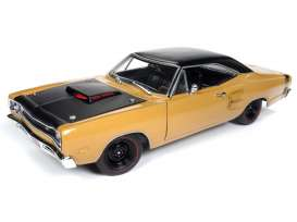 Dodge  - Super Bee  1969  - 1:18 - Auto World - AMM1173 - AMM1173 | The Diecast Company