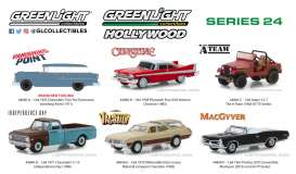 Assortment/ Mix  - various - 1:64 - GreenLight - 44840 - gl44840 | The Diecast Company
