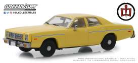 Dodge  - Monaco 1978 yellow - 1:43 - GreenLight - 86555 - gl86555 | The Diecast Company