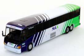 MCI  - white/blue/green - 1:87 - Iconic Replicas - 87-0018 - IR87-0018 | The Diecast Company