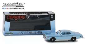 Plymouth  - Fury 1977 blue - 1:43 - GreenLight - 86559 - gl86559 | The Diecast Company