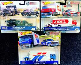 Assortment/ Mix  - various - 1:64 - Hotwheels - FLF56-965C - hwmvFLF56-965C | The Diecast Company