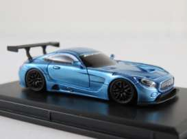 Mercedes Benz  - AMG GT3 2017 blue - 1:87 - FrontiArt - HO-18 - FHO-18 | The Diecast Company