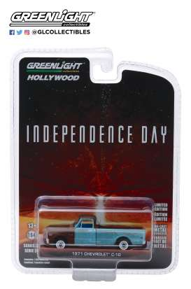 Chevrolet  - C-10 1971  - 1:64 - GreenLight - 44840D - gl44840D | The Diecast Company