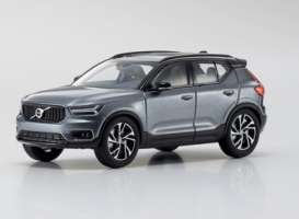 Volvo  - VC40 grey - 1:43 - Kyosho - 03673GY - kyo3673GY | The Diecast Company