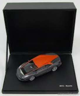 Bertone  - 2012 grey/orange - 1:43 - La Mini Miniera - Nuccio - LMBTNuccio | The Diecast Company