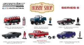 Assortment/ Mix  - various - 1:64 - GreenLight - 97060 - gl97060 | The Diecast Company