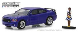 Dodge  - 2013 purple - 1:64 - GreenLight - 97060F - gl97060F | The Diecast Company