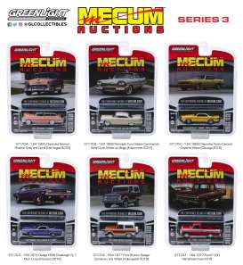Assortment/ Mix  - various - 1:64 - GreenLight - 37170 - gl37170 | The Diecast Company