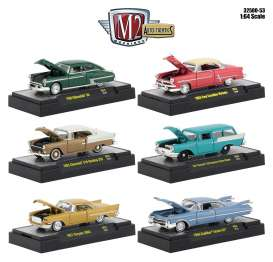 Assortment/ Mix  - various - 1:64 - M2 Machines - 32500-53 - M2-32500-53 | The Diecast Company