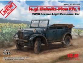 Military Vehicles  - 1:35 - ICM - 35581 - icm35581 | The Diecast Company