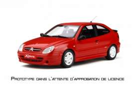 Citroen  - Xsara Sport 2000 red - 1:18 - OttOmobile Miniatures - 305 - otto305 | The Diecast Company