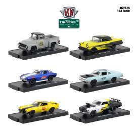 Assortment/ Mix  - various - 1:64 - M2 Machines - 11228-55 - M2-11228-55 | The Diecast Company