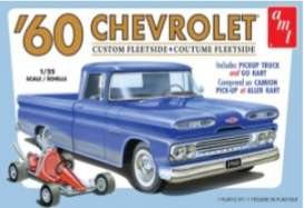 Chevrolet  - 1960  - 1:25 - AMT - s1063 - amts1063 | The Diecast Company