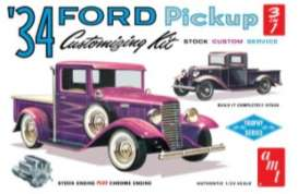 Ford  - Pick-up 1934  - 1:25 - AMT - s1120 - amts1120 | The Diecast Company