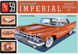 Chrysler  - Imperial 1959  - 1:25 - AMT - s1136 - amts1136 | The Diecast Company