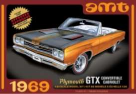 Plymouth  - GTX 1969  - 1:25 - AMT - s1137 - amts1137 | The Diecast Company