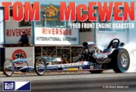 Dragster  - Font Engine  - 1:25 - MPC - 900 - mpc900 | The Diecast Company
