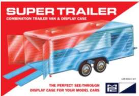 Trailer  - 1:25 - MPC - 909 - mpc909 | The Diecast Company