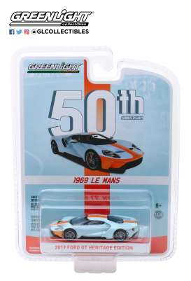 Ford  - GT 2019  - 1:64 - GreenLight - 27980F - gl27980F | The Diecast Company