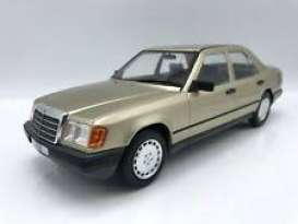 Mercedes Benz  - 260E (W124) 1984 light brown - 1:18 - MCG - 18098 - MCG18098 | The Diecast Company