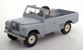 Land Rover  - pick-up series II 1959 grey - 1:18 - MCG - 18092 - MCG18092 | The Diecast Company