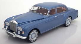 Rolls Royce  - Silver Cloud III Flying Spur 1965 blue - 1:18 - MCG - 18057 - MCG18057 | The Diecast Company