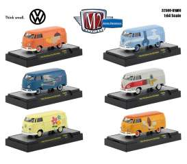 Volkswagen  - 1960 various - 1:64 - M2 Machines - 32500VW06 - M2-32500VW06 | The Diecast Company