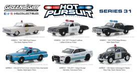 Assortment/ Mix  - various - 1:64 - GreenLight - 42880 - gl42880 | The Diecast Company