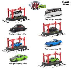 Assortment/ Mix  - various - 1:64 - M2 Machines - 37000-22 - M2-37000-22 | The Diecast Company