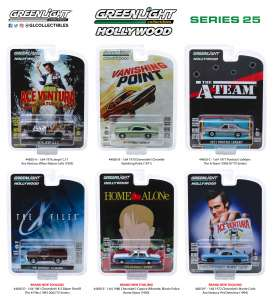 Assortment/ Mix  - various - 1:64 - GreenLight - 44850 - gl44850 | The Diecast Company