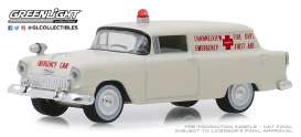 Chevrolet  - Sedan Delivery 1955  - 1:64 - GreenLight - 30071 - gl30071 | The Diecast Company