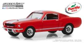 Shelby  - GT350 1965 red - 1:64 - GreenLight - 30072 - gl30072 | The Diecast Company