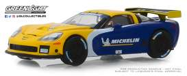 Chevrolet  - Corvette 2009  - 1:64 - GreenLight - 30074 - gl30074 | The Diecast Company