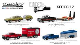Assortment/ Mix  - various - 1:64 - GreenLight - 32170 - gl32170 | The Diecast Company