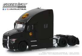 Mack  - Anthem 2019 brown - 1:64 - GreenLight - 45070A - gl45070A | The Diecast Company
