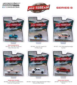 Assortment/ Mix  - various - 1:64 - GreenLight - 35130 - gl35130 | The Diecast Company