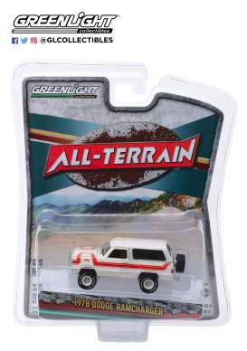 Dodge  - Ramcharger 1978  - 1:64 - GreenLight - 35130C - gl35130C | The Diecast Company