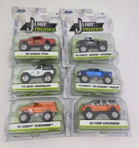 Assortment/ Mix  - various - 1:64 - Jada Toys - 14020W20 - jada14020W20 | The Diecast Company