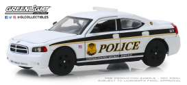 Dodge  - Charger 2006 white/black - 1:43 - GreenLight - 86171 - gl86171 | The Diecast Company