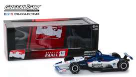 Honda  - 2019 blue/white - 1:18 - GreenLight - 11066 - gl11066 | The Diecast Company