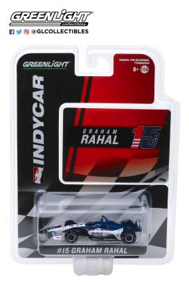 Honda  - 2019 blue/white - 1:64 - GreenLight - 10850 - gl10850 | The Diecast Company