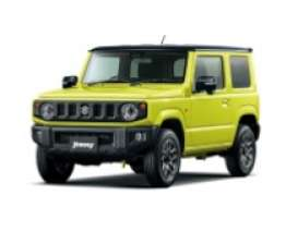 Suzuki  - Jimny JB64 2018 yellow - 1:18 - BM Creations - 18B0001 - BM18B0001 | The Diecast Company