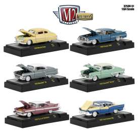 Assortment/ Mix  - various - 1:64 - M2 Machines - 32500-51 - M2-32500-51 | The Diecast Company