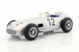 Mercedes Benz  - W196 1955 silver - 1:18 - iScale - 118000000009 - iscale1180009 | The Diecast Company
