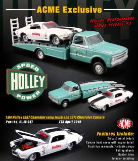 Chevrolet  - various - 1:64 - Acme Diecast - 51247 - acme51247 | The Diecast Company