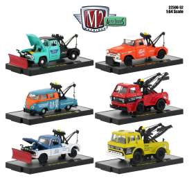 Assortment/ Mix  - various - 1:64 - M2 Machines - 32500-52 - M2-32500-52 | The Diecast Company